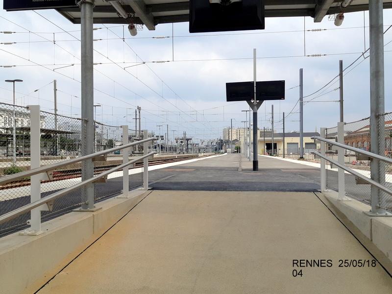 Rennes : quai E voies 9 et 10 (impasse) [25/05/18] 20181221