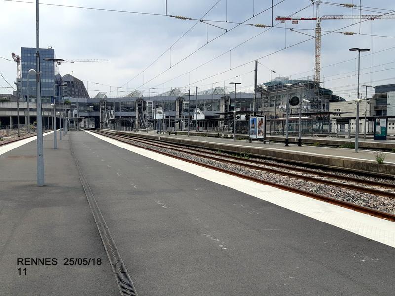 Rennes : quai E voies 9 et 10 (impasse) [25/05/18] 20181228