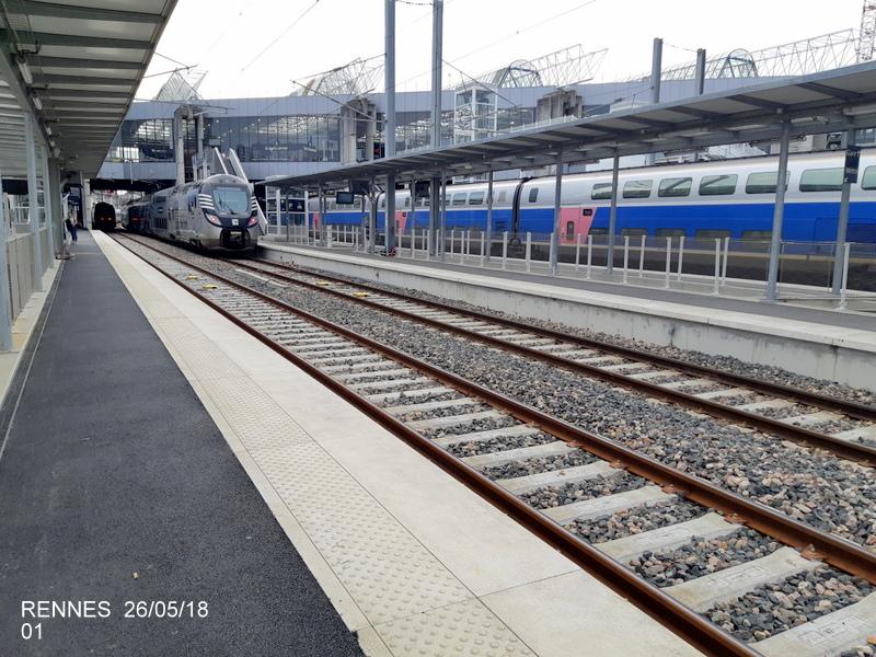 Rennes : quai E voies 9 et 10 (impasse) [25/05/18] 20181234