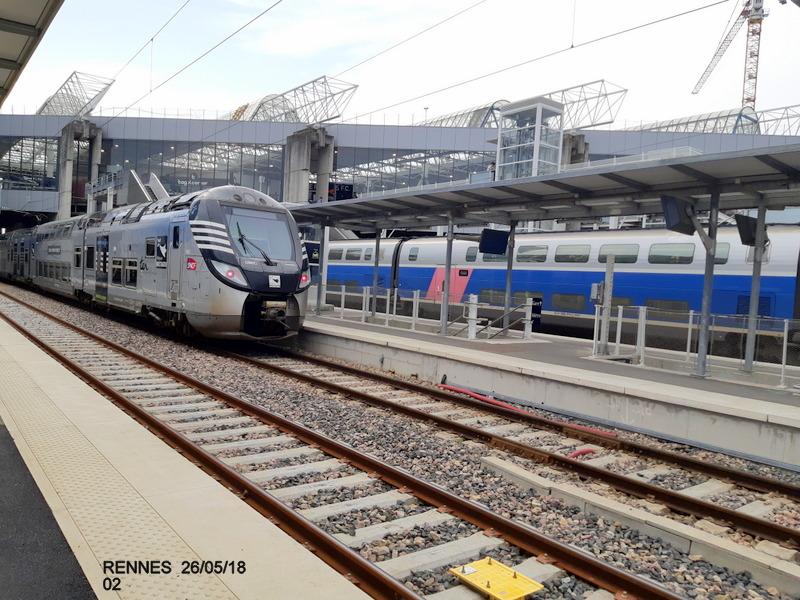 Rennes : quai E voies 9 et 10 (impasse) [25/05/18] 20181235