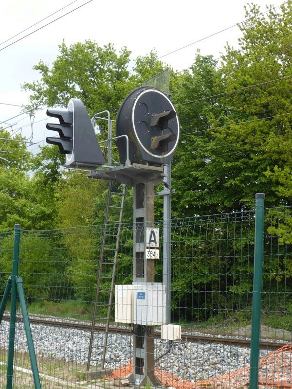 Block Automatique Lumineux Bruz Messac 21010