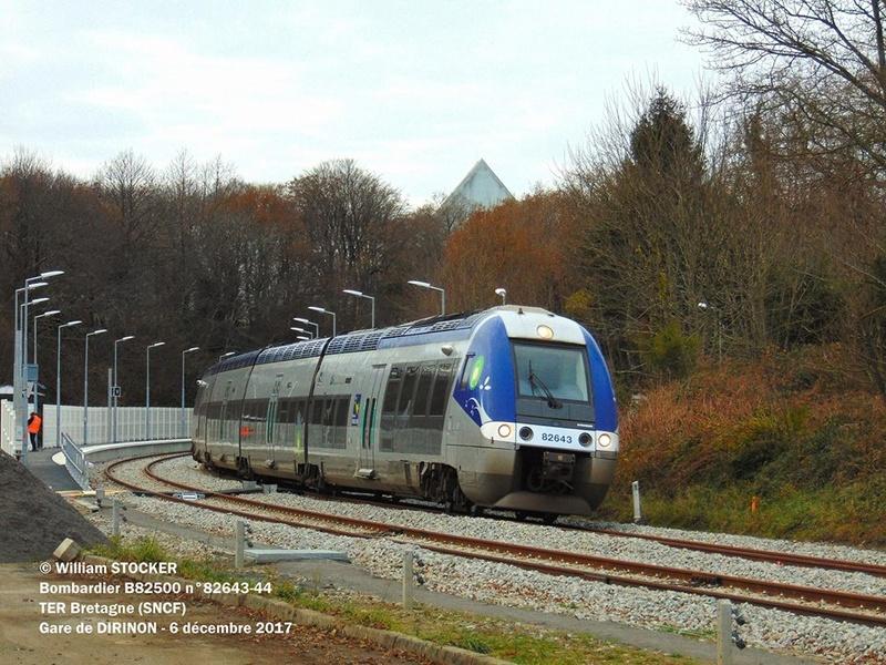 Quimper-Brest : DIRINON, rame d'essai  06/12/17 24796610