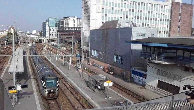 Rennes. Un week-end sans train pour cause de travaux  4e616010