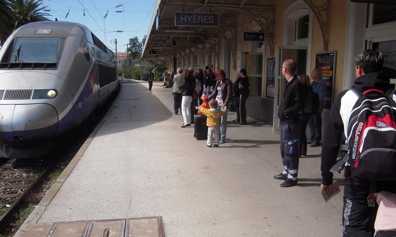 TGV: découvrez les gares les plus désertées de France Cf164710