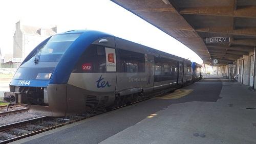 Dinan. Les usagers du train resteront-ils à quai ? Db4fc710