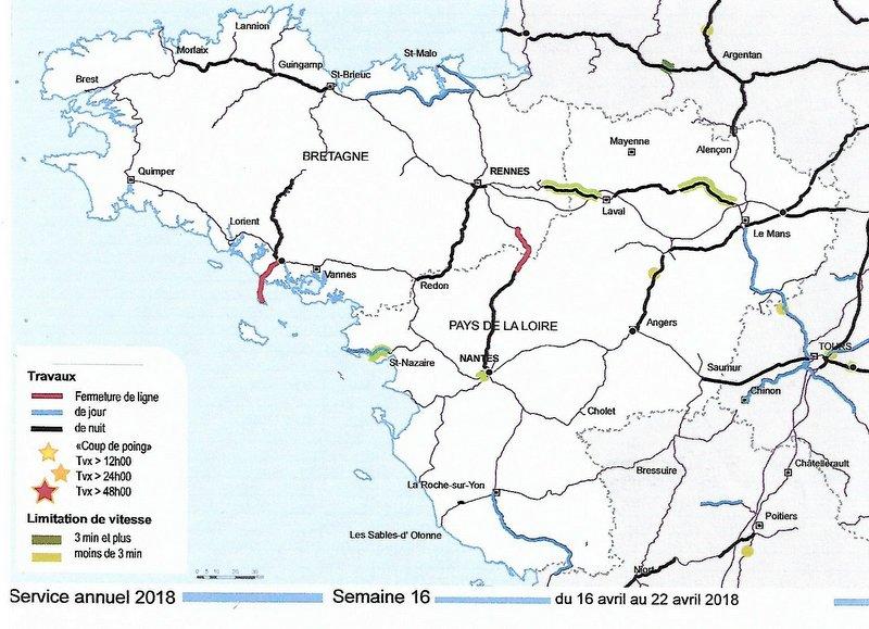 Chantier SNCF Réseau BRETAGNE-PAYS DE LA LOIRE AVRIL 2018 Image139