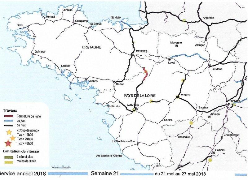 Chantiers SNCF Réseau BRETAGNE-PAYS DE LA LOIRE Mai 2018 Image162