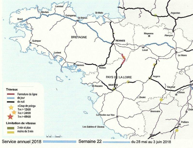 Chantiers SNCF Réseau BRETAGNE-PAYS DE LA LOIRE Mai 2018 Image163