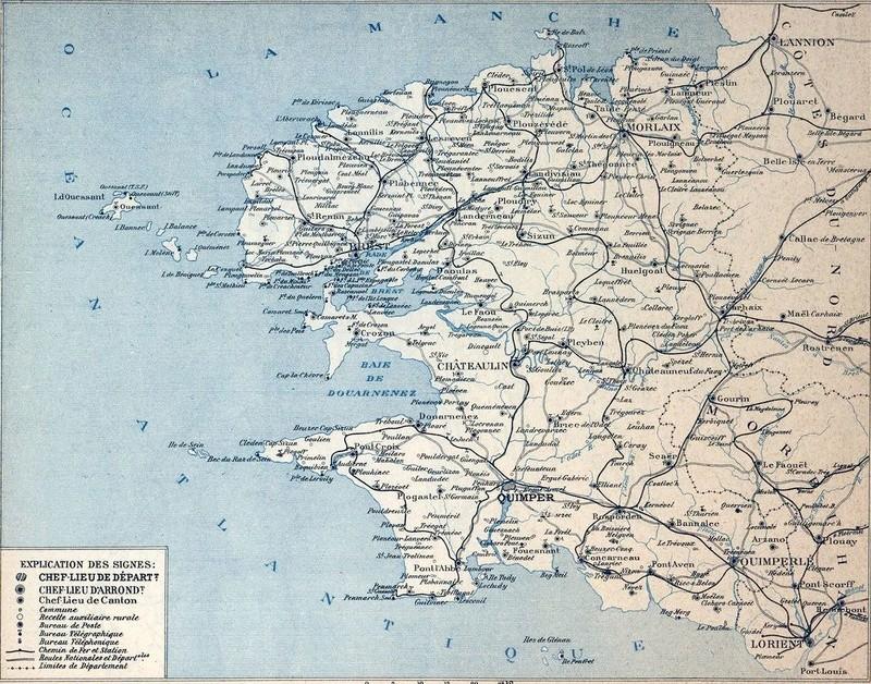 Les Chemins de fer dans les cartes départementales des P&T (1920) Img02910
