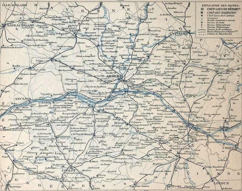 Les Chemins de fer dans les cartes départementales des P&T (1920) Img04911