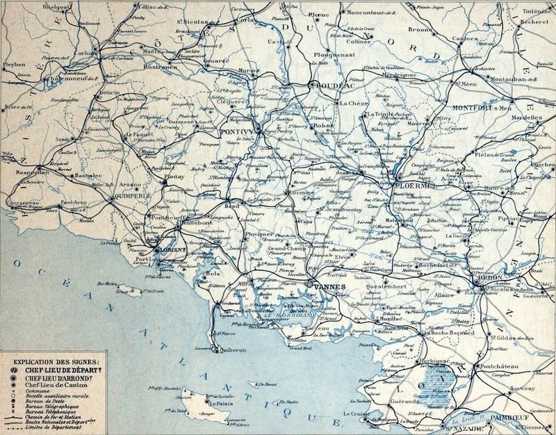 Les Chemins de fer dans les cartes départementales des P&T (1920) Img05610