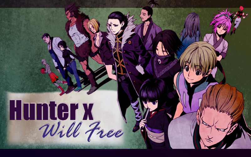 Hunter x Will Free