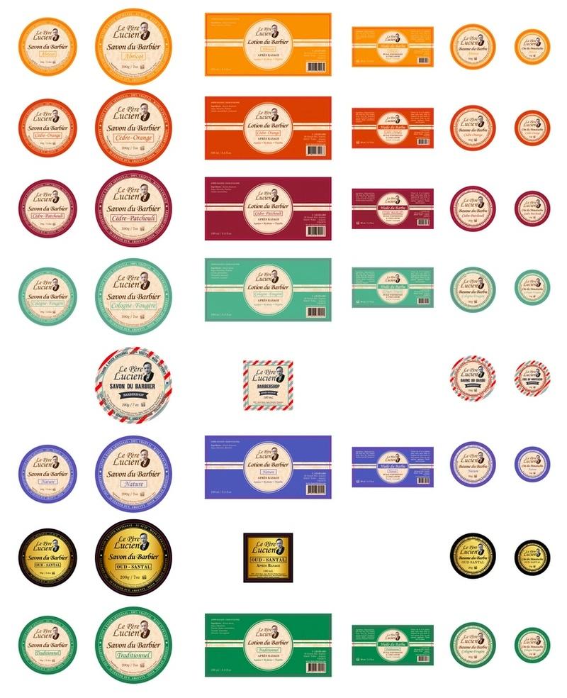 Nouvelle Charte graphique Le père Lucien - Page 6 Maquet12