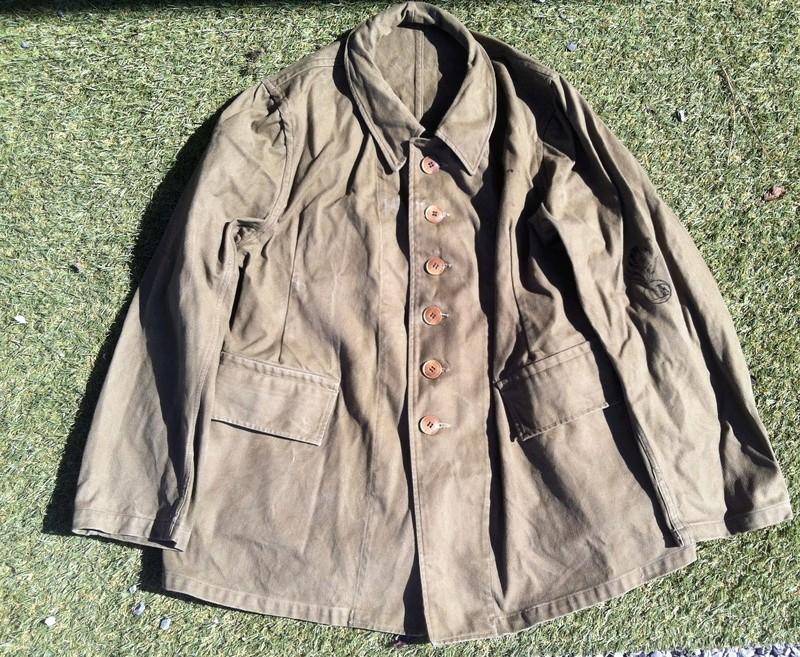 Informations tampons sur veste bourgeron 1938 Img_2210