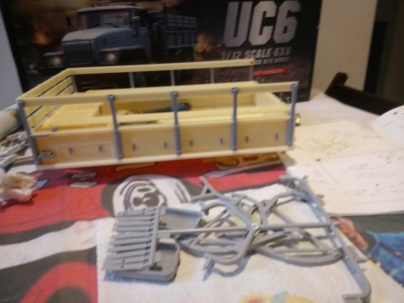Ural uc6 4320 camión 🚛 scale 1/12 6x6, Cross RC  - Page 2 Dsc_1549