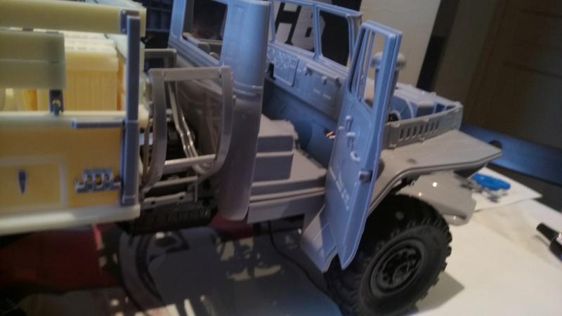 Ural uc6 4320 camión 🚛 scale 1/12 6x6, Cross RC  - Page 2 Dsc_1613