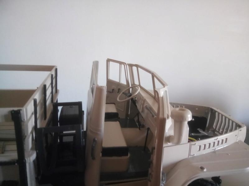 Ural uc6 4320 camión 🚛 scale 1/12 6x6, Cross RC  - Page 3 Dsc_1663