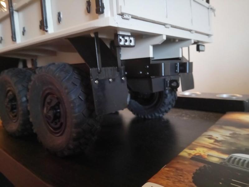 Ural uc6 4320 camión 🚛 scale 1/12 6x6, Cross RC  - Page 3 Dsc_1669