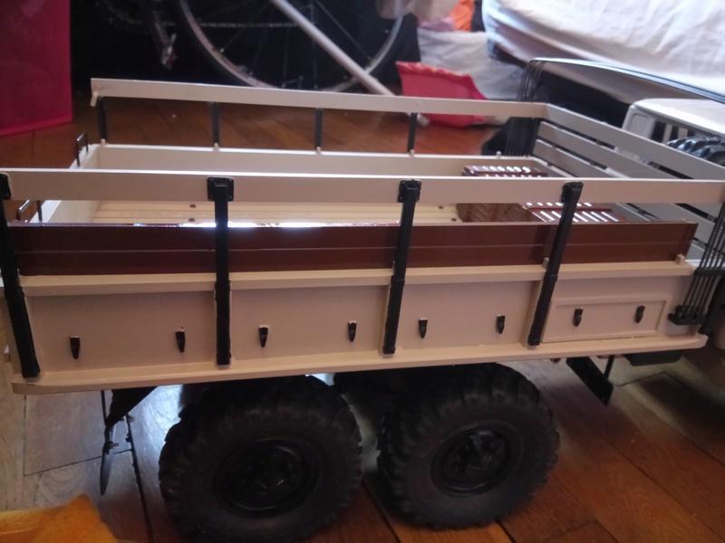 Ural uc6 4320 camión 🚛 scale 1/12 6x6, Cross RC  - Page 3 Dsc_1678