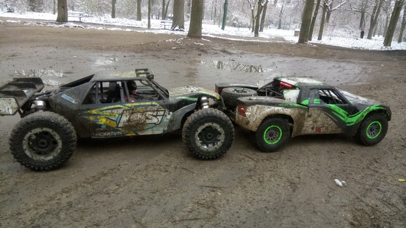 mes voitures 1/5, LOSI Desert buggy 1/5e XL-E RTR 4WD 8s, Adui R8 LMS - Page 3 Dsc_4766