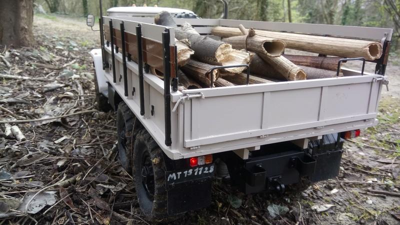Ural uc6 4320 camión 🚛 scale 1/12 6x6, Cross RC  - Page 4 Dsc_4791