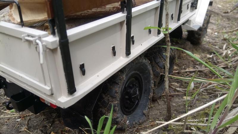 Ural uc6 4320 camión 🚛 scale 1/12 6x6, Cross RC  - Page 4 Dsc_4793