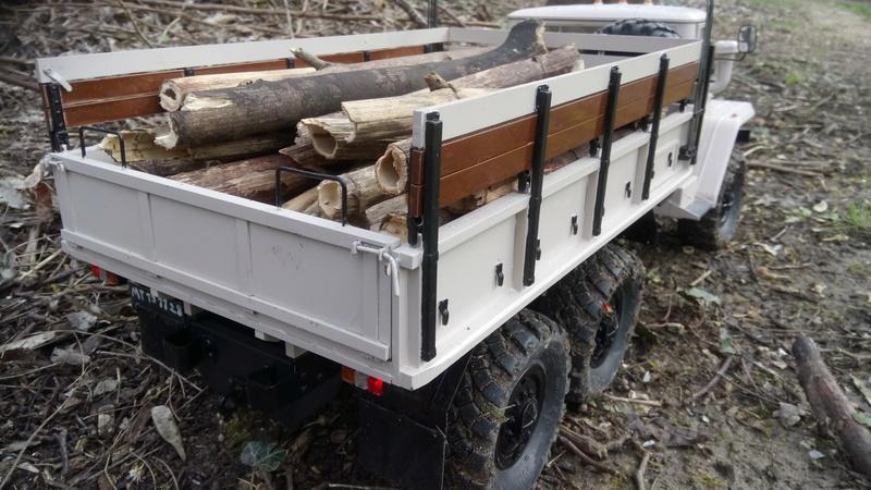 Ural uc6 4320 camión 🚛 scale 1/12 6x6, Cross RC  - Page 4 Dsc_4796