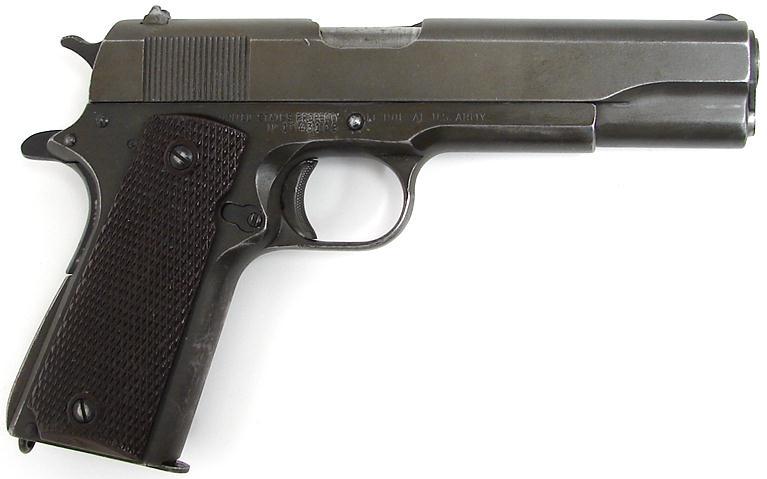 1911A1 US&S - UNION SWITCH & SIGNAL - Caractéristiques 107f7e10