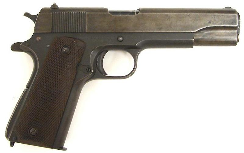 1911A1 US&S - UNION SWITCH & SIGNAL - Caractéristiques 42b57410