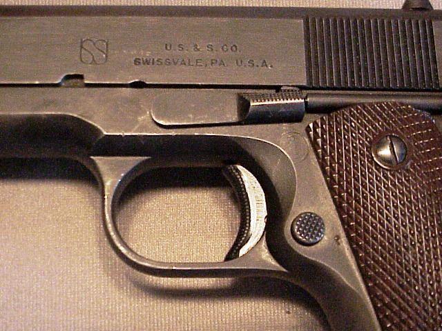 1911A1 US&S - UNION SWITCH & SIGNAL - Caractéristiques 9d125e10