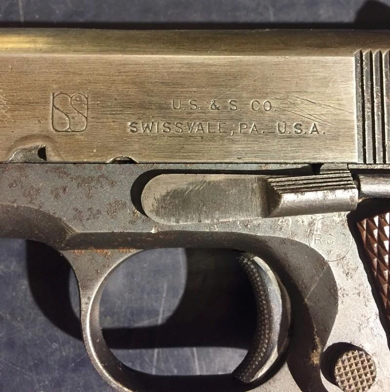1911A1 US&S - UNION SWITCH & SIGNAL - Caractéristiques D2a5fa10