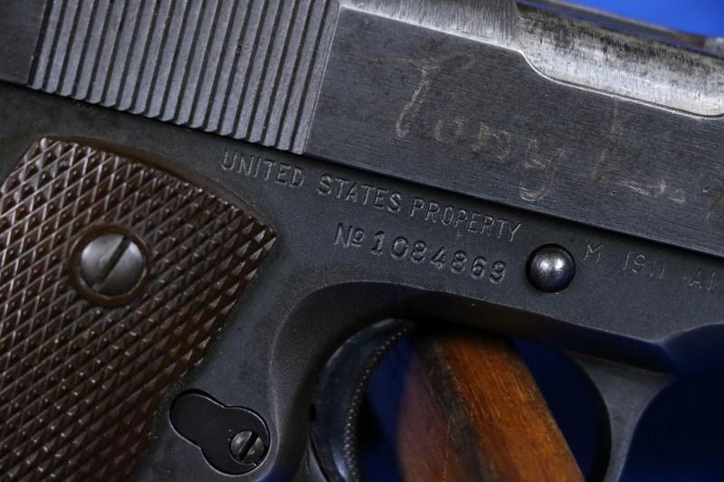 1911A1 US&S - UNION SWITCH & SIGNAL - Caractéristiques - Page 2 Gun_br14