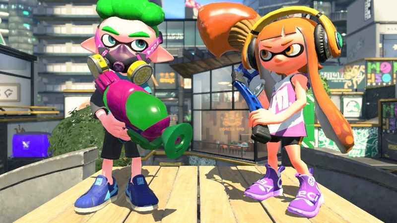 Squigley no Densetsu - A Splatoon 2 Fan-fiction Webseries by GeekyGamerZack F45b4010