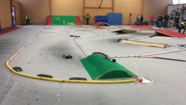 Course indoor MRCC Corzé (49) , 02 Décembre 2018 Cf680410