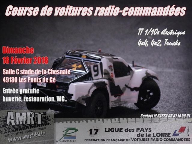 Course indoor tt1/10 , AMRT, 49, les Ponts de Cé, 18 Février 2018 Img_5714