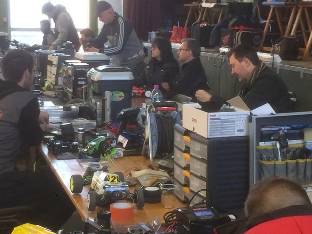 Course indoor AMCT Tours , 25 Février 2018 Img_5860