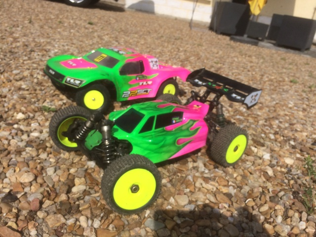 Losi eight e 2.0 - Page 2 Img_6714