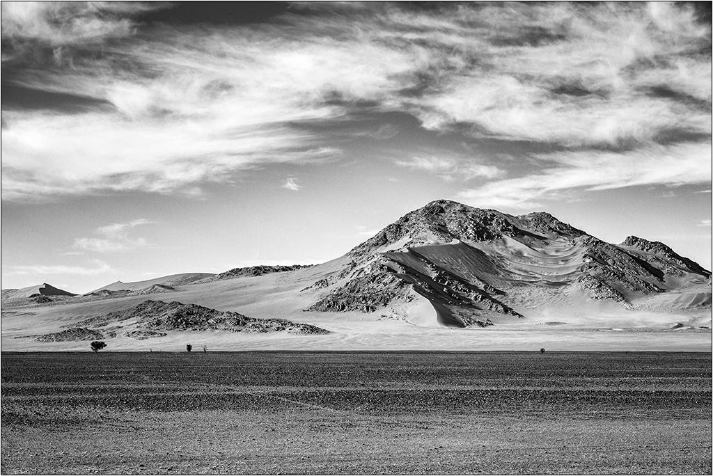 [Paysages] Dunes noir et blanc 00000745