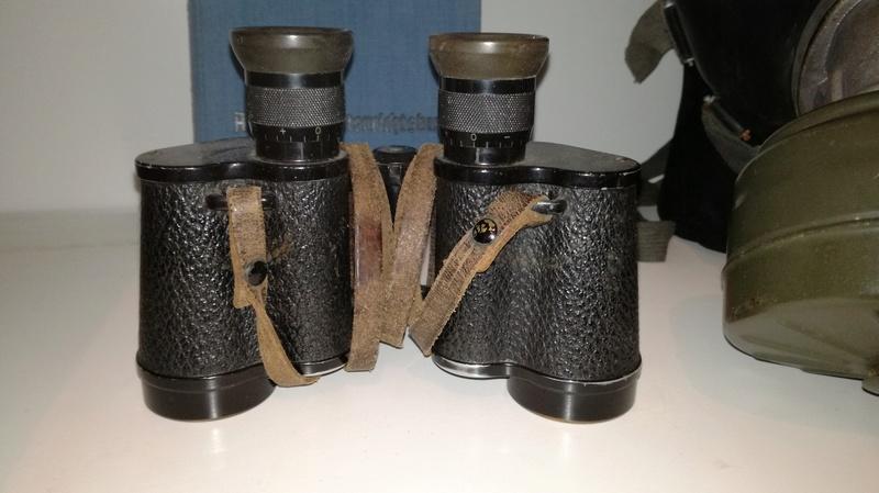 Jumelles 8x25 Carl Zeiss, Carl zeiss Jena, Hensoldt 10x56. Img_2116