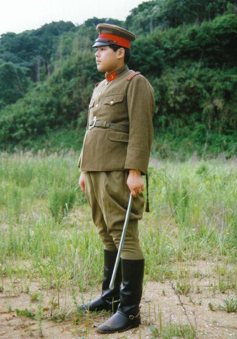 Officier de la garde impériale Japane10