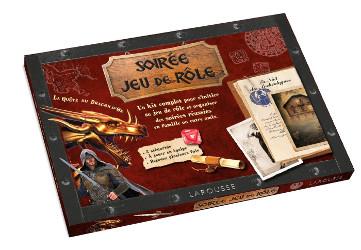 Boîtes d'initiation aux jeux de rôle Soiree10