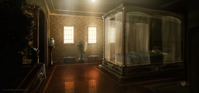Hérodiade Ambrose, une histoire d'émancipation. Room_e11