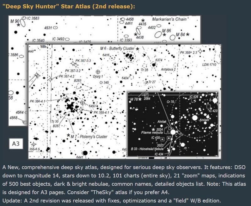 Atlas au format PDF A3 de 7000 DSO à imprimer 2018-013