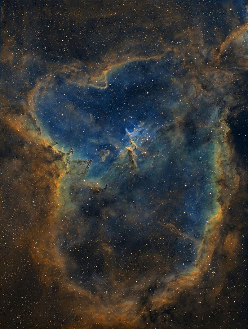 IC1805 en Ha et SHO depuis Sirene Ic180511