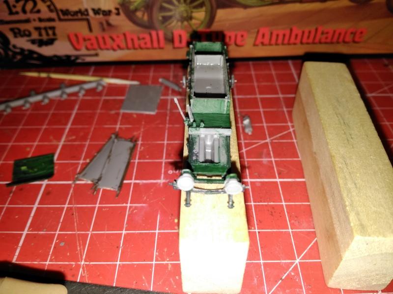 Vauxhall D ambulance roden Img_2011