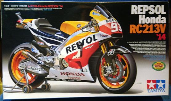 Honda RC213V Test bike 2014 - Modèle terminé!! P_201833