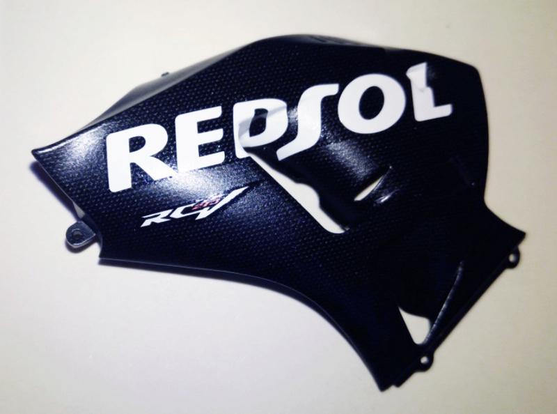 Honda RC213V Test bike 2014 - Modèle terminé!! P_201856