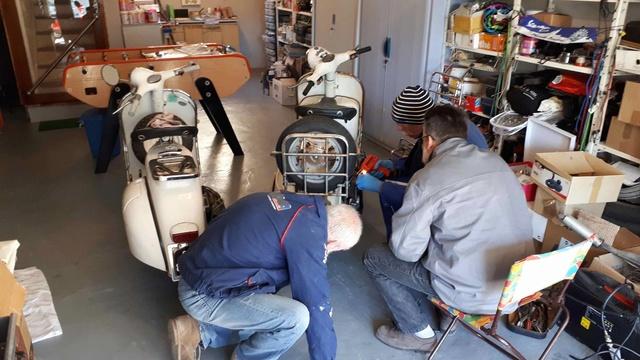 Quelques photos du dernier atelier mécanique 23668813