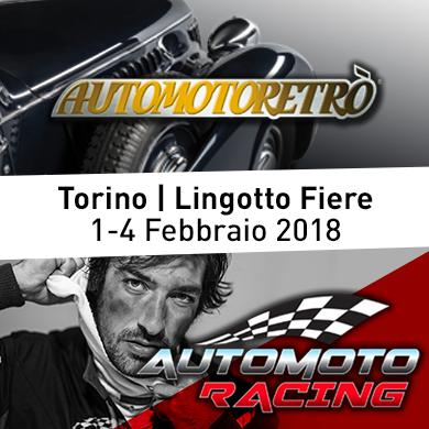 Salon LINGOTTO fière TORINO Automo10