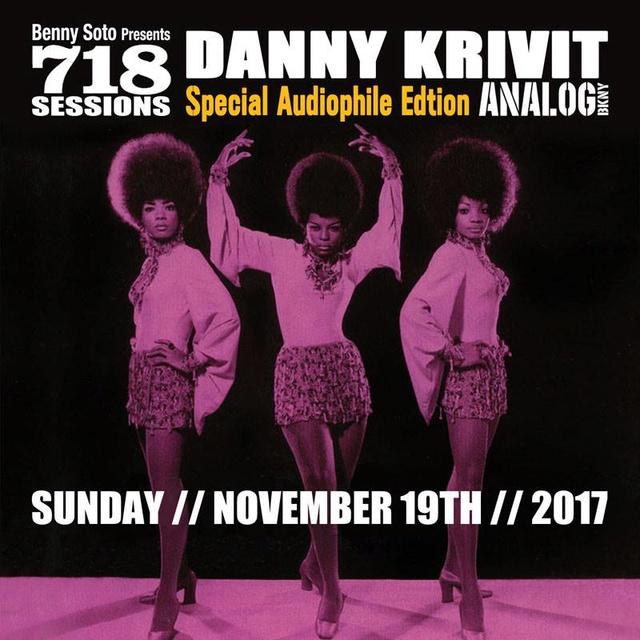 Sunday, November 19th  718 Sessions returns to ANALOG BKNY! 23132010